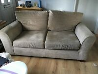 Beige 2 seater sofa (bought from Next)