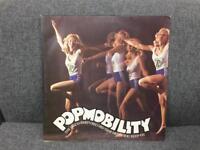 Rare vintage retro POPMOBILITY Vinyl Lp record 70s dance fitness SDHC