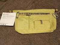 Handbag2Handbag Organiser in Pistachio Green, ideal gift - New