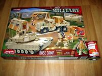 Sealed And Unopened Oxford CN3531 Military Construction Kit.