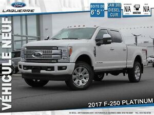 2017 Ford F-250 Platinum LF