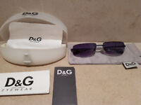 Brand New Dolce And Gabbana Sunglasses