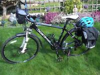 Boardman MX sport bicycle