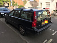 New vehicle forces sale of this useful Estate Car from Volvo. I have owned it for 8 months