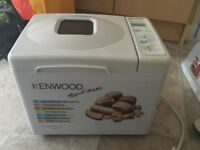 Kenwood Rapid Bake Breadmaker