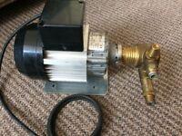 Rpm Spa italy made pump C008406 220-230V