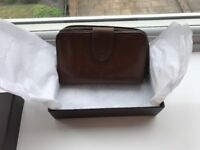 Used mulberry purse