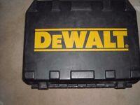 De Walt 12v Cordless Drill