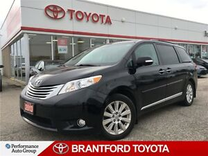 2013 Toyota Sienna XLE 7 Passenger, Navigation, Sunroof, Front S