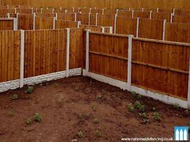 Fence Panels - many sizes