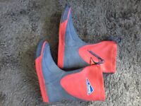 Sailing Boots - size 10