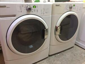 13- MAYTAG Epic Z Laveuse Secheuse Frontales Frontload Washer Dryer