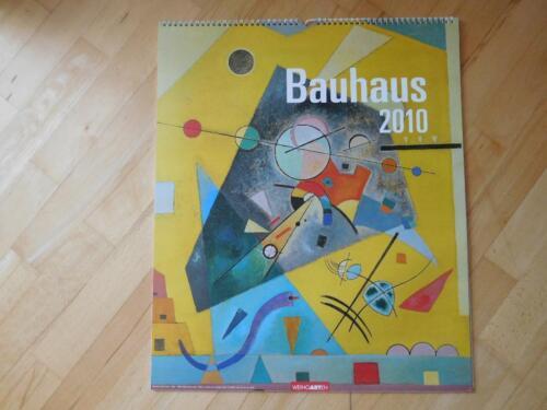 Bauhaus Christbaumkugeln.Kunstkalender Bauhaus 2010