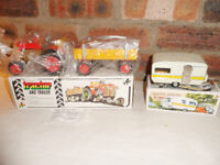 Kovap Tin Plate Cars / Tractor - New Boxed - Priced individually