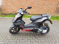 Aprilia SR50 R Moped 2017