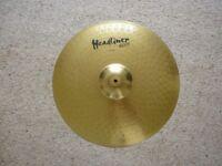 """Meinl 20"""" Ride Cymbal - Headliner Brass"""