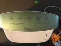 Trotek Dehumidifier, perfect condition, used only once