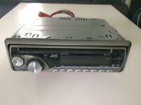 JVC Car Stereo - CD, Aux in