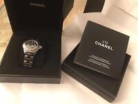 Chanel Mademoiselle J12 Watch