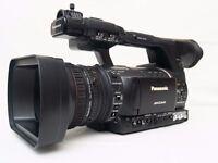 Panasonic AG-AC130EJ Full HD Camcorder