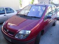 Renault Megane Scenic 1.6 16v 2000 spare or repair