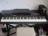 Roland RD 250s Electric Piano w/ weighted keys (76 keys)