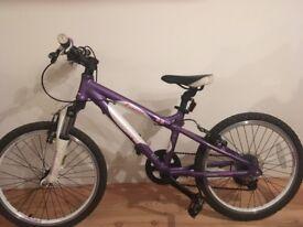 Carrera Luna 20 Girls Bike