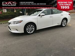 2013 Lexus ES 300h HYBRID LEATHER/SUNROOF