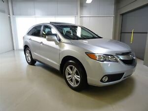 2014 Acura RDX Tech at Tech PKG/GPS/Cuir/Toit/Camera DE Recul