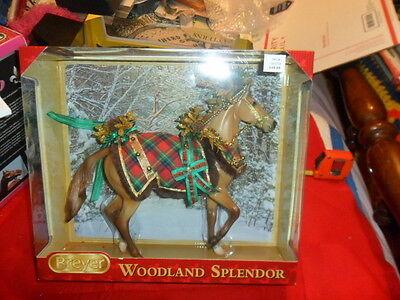 Breyer Woodland Splendor  Holiday Christmas Traditional  Horse 2016