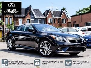 2013 Infiniti G37X Coupe AWD Premium Sport *One Owner & No Accid
