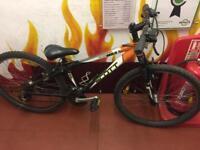 Scott voltage gents/youths bike