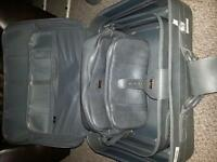 3 piece luggage set.