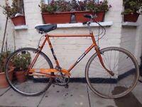 Vintage Raleigh Esquire 3 speed bike
