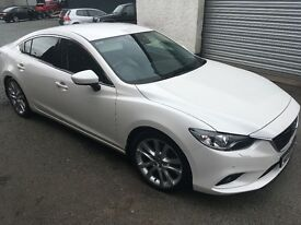 2014 Mazda 6 with extended warranty