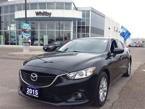 2015 Mazda MAZDA6 GS | LUXURY | LEATHER | ROOF