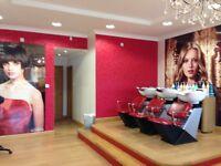 Busy, Bishopbriggs L'Oreal Professional Salon Recruiting