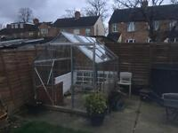 Green house for sale or swap! Bedford 8X6