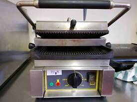 Single commercial Panni machine.
