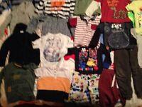 Boys cloths bundle 2-3 years