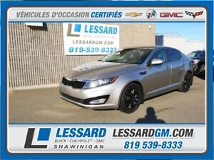 2013 Kia Optima EX BLUETOOTH, SIEGE CHAUFFANT, CAMERA DE RECUL