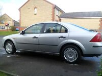 Ford Mondeo 1.8Lx Duratec (Mot end of Aug 2017)