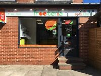 FROOTERIA FOOD BUSINESS FOR SALE