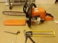 "Stihl chainsaw 14""."