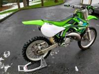 2002 kx 125cc