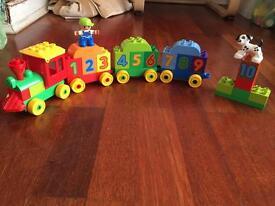 Various Duplo sets