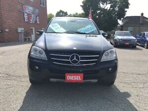 2008 Mercedes-Benz ML-Class DIESEL -SAFETY & E-TESTED