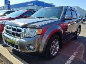 2009 Ford Escape Limited 3.0L + CUIR + MAGS