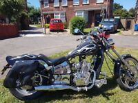 AJS Regal Raptor EOS 125cc