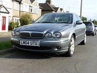 Jaguar X Type 2.5 SE V6 petrol AWD automatic – low miles – dark grey metallic